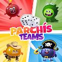 Parchís TEAMS -Magic Ludo & Mega dice! USA Vip Bet icon