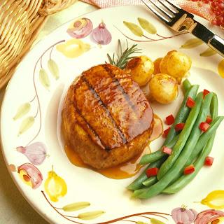 Honey-Garlic Grilled Chops.