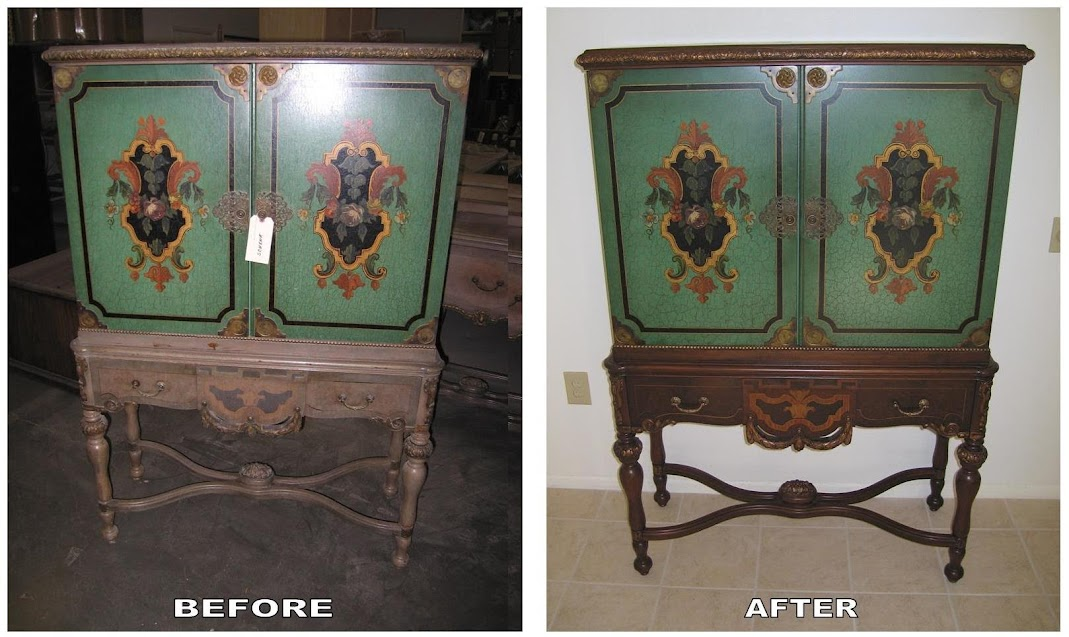 Benefits of Restoring Antique Furniture