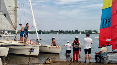 Photo: TMCC regatta