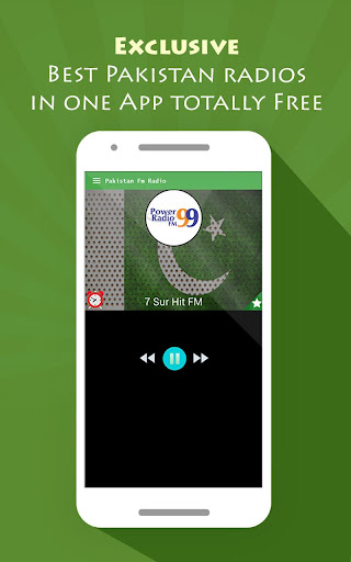Pakistan Fm Radio 1.1 screenshots 6