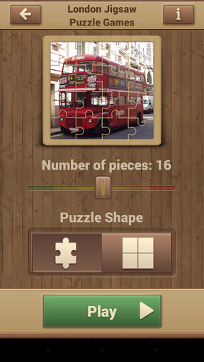 London Jigsaw Puzzle Games screenshots 4