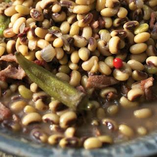 Robb Walsh'S Fresh Field Peas Recipe