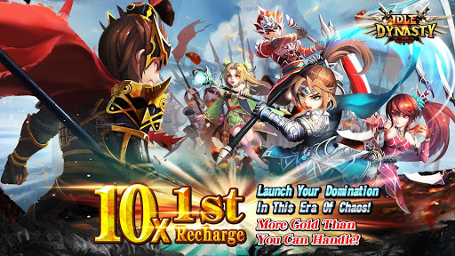 Idle Dynasty-10X Gold 1.0.84.0 screenshots 1