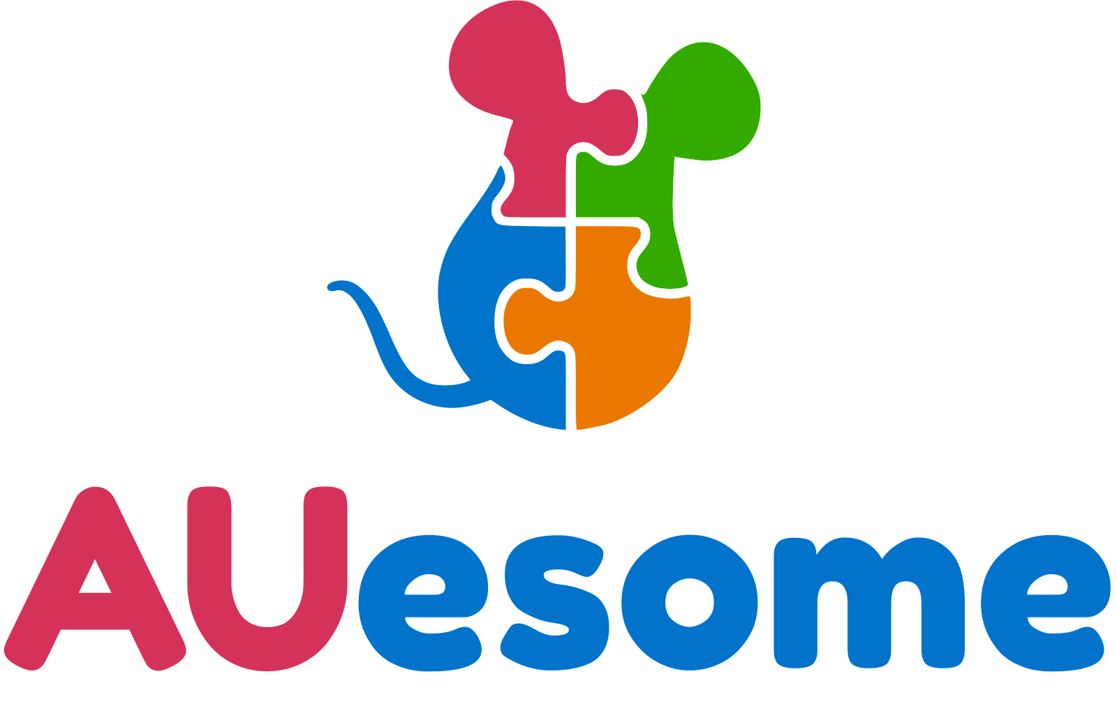 AUesome logo