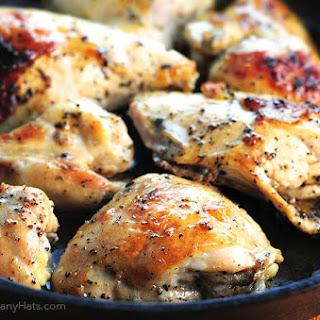 Coconut Milk Baked Chicken Recipe