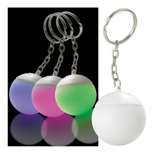 Mood Light Key Chain