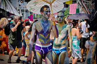 Photo: 2008 Coney Island Mermaid Parade Brooklyn, NYC #streetphotography #newyorkcityphotography #photography  www.leannestaples.com