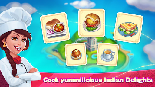 Masala Madness: Cooking Game  trampa 1