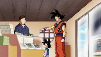 Let's Do It, Zen-Oh Sama! The All-Universe Martial Arts Tournament!!