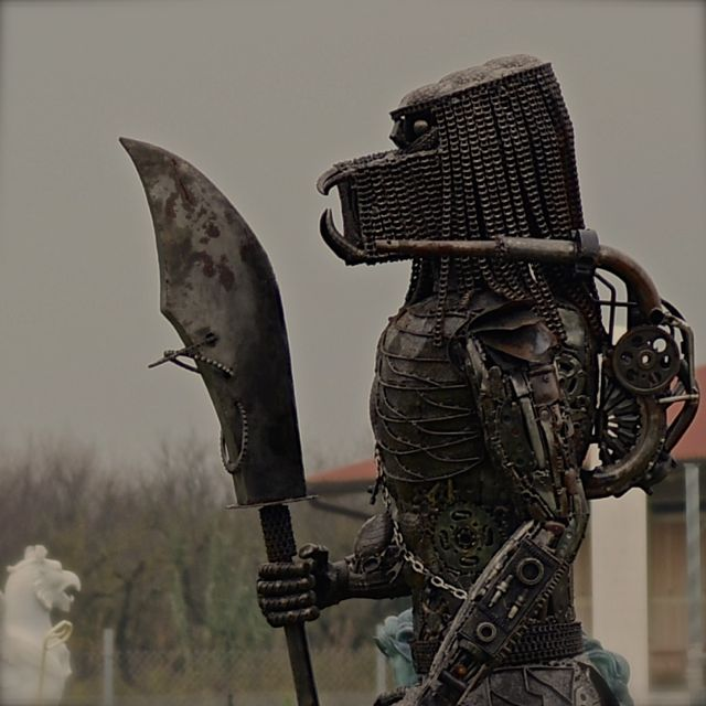 Il guardiano di ferro di Ltz/rivadestra