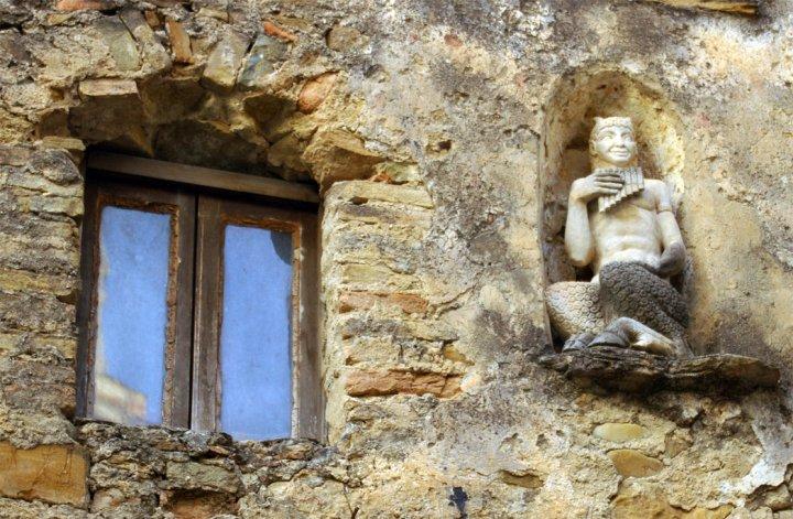 La finestra di pan di tagliabrocchi