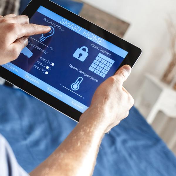 Smart Home Automation - EcoSun Homes