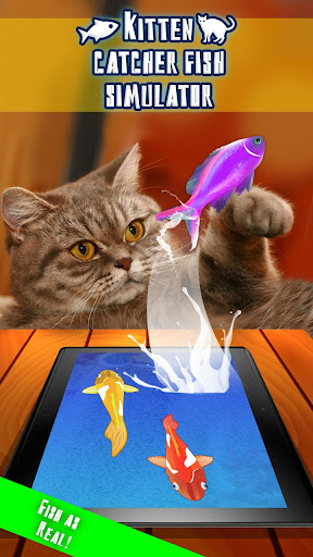 Download kitten catcher fish simulator for pc for Fish game for cats