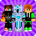 Boys Skins For Minecraft PE icon