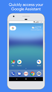 Google Assistant- screenshot thumbnail