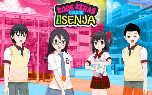 Kode Keras Cowok untuk Senja - Visual Novel Games 1.12 gameplay | by HackJr.Pw 6