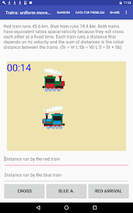 Trains: uniform movement- screenshot thumbnail