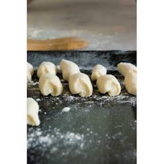 How To Make Gnocchi.