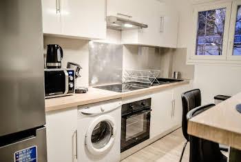 Appartement meublé 4 pièces 57,19 m2