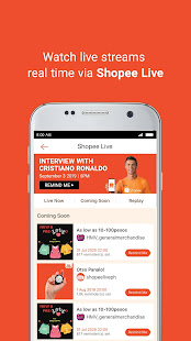 App Shopee: 9.9 Super Shopping Day APK for Windows Phone