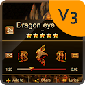 Dragon eye PlayerPro Skin icon