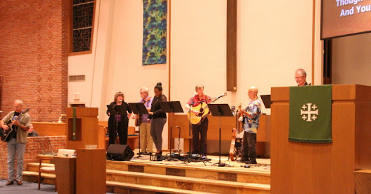 """Come Together""  Concert for Racial Reconciliation"