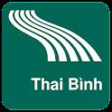 Thai Bình Map offline icon
