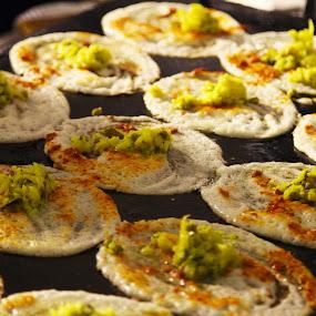 Masala dosa...(Bengalaru style) by Mahesh Thiru - Food & Drink Plated Food
