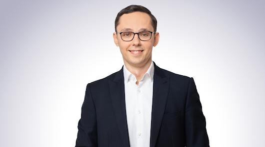 BASF anuncia la incorporación de Konstantin Kretschun