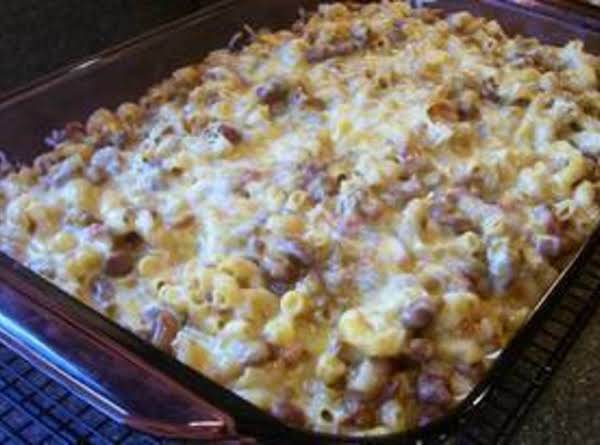 Baked Mexican Chili Pasta Recipe