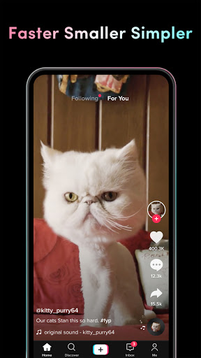 TikTok Lite 16.5.2 Screenshots 5