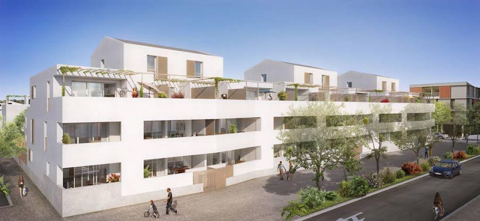 Les Appartements urbains by Urbat
