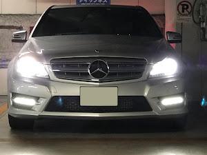 Cクラス W204 C250AV AMGスポーツパッケージプラスのカスタム事例画像 よっちゃんさんの2018年09月16日21:23の投稿