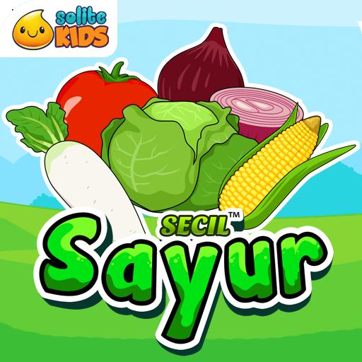 Belajar Sayur + Suara