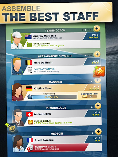 TOP SEED Tennis: Sports Management & Strategy Game 2.34.7 screenshots 14