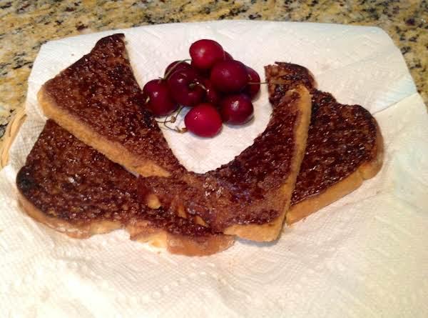 Old Fashioned Cinnamon Toast