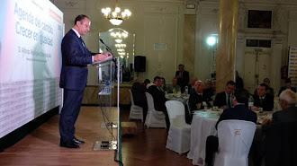 Alfonso Rodríguez Gómez de Celis, delegado del Gobierno de España en Andalucía.