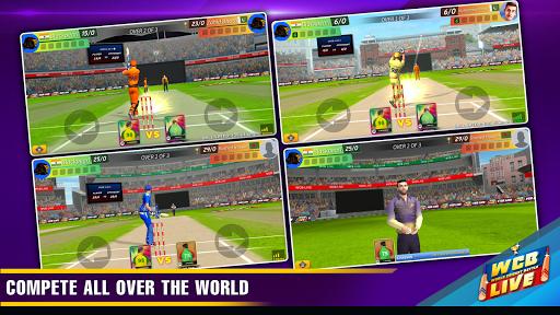 WCB LIVE Cricket Multiplayer:Play Free 1v1 Matches screenshots 9