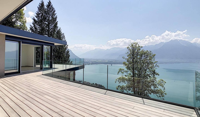Appartement Montreux