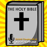 Audio Bible: Isaiah Chap 34-66