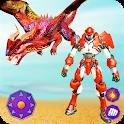Grand Robot Transform Dragon Warrior icon