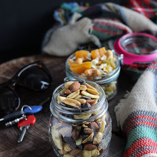 Healthy Road Trip Trail Mix.