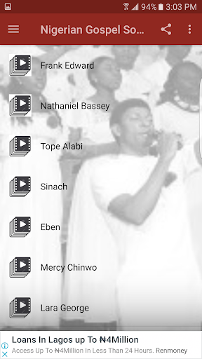 Nigeria Gospel Songs App Report on Mobile Action - App Store