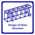 Design of Steel Structure - Civil Engineering icon