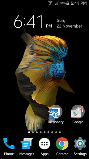 Betta Fish 3D screenshot 1