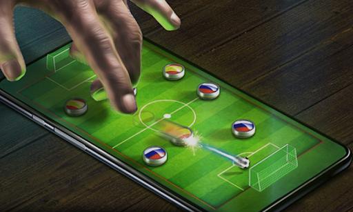 Real finger soccer 2018 1 screenshots 5