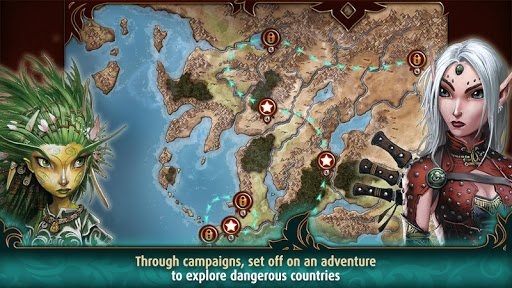 Pathfinder Adventures screenshot