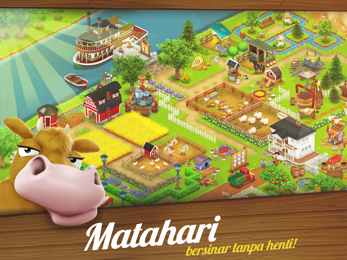 Hay Day- screenshot