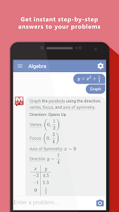 Mathway - Math Problem Solver v3.0.53